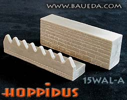 15mm straight wall