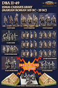 15mm Marian Roman army for DBA 3.0