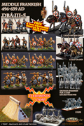 Middle Frankish Army Pack!