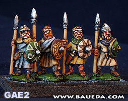 GAE2 - Irish Noble warriors