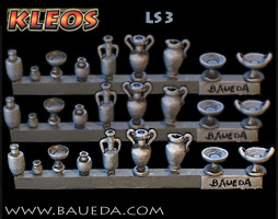28mm Ancient tableware