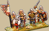 Vikings from our 15mm figures range