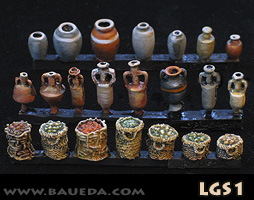 15-28mm Ancient supplies