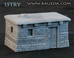 15mm small house